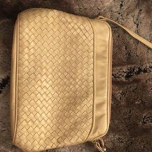 Light gold Shoulder purse